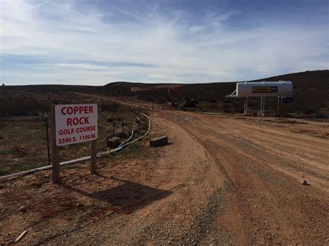 Landscape Rock Hurricane Ut Golf Course Development Shut By County Cedar City News