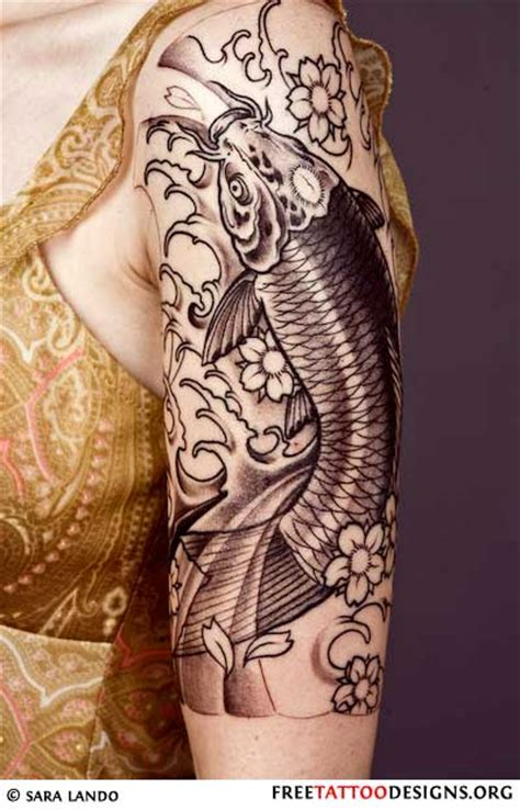 chinese fish tattoo 40 koi fish tattoos japanese and designs
