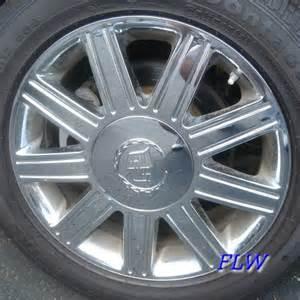 Cadillac Factory Rims 2006 Cadillac Dts Oem Factory Wheels And Rims