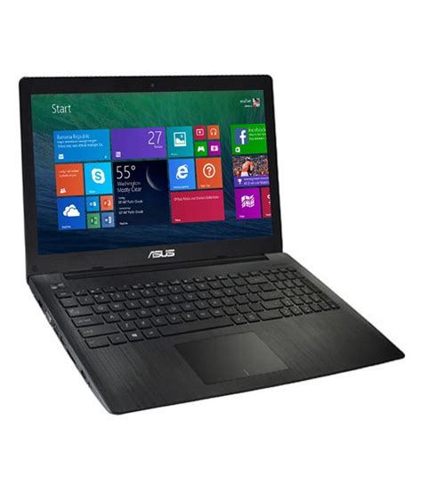 Asus Zoom Ram 2gb asus x553ma xx289b notebook intel celeron 2gb ram 500gb
