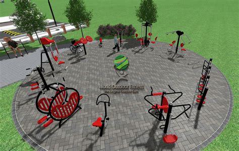 backyard gym equipment outdoor gym equipment world outdoor fitness outdoor gym