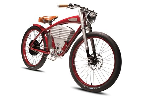 E Bike Classic 2 by The Tracker From Vintage Electrics The Ebike With A Retro