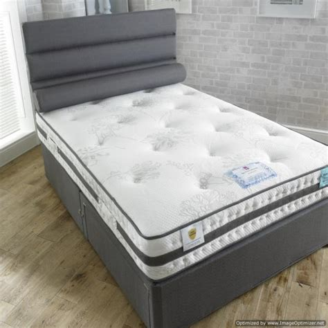vogue beds rhapsody 1000 pocket springs with gel feel 174 featuring bug guard 187 the vogue beds