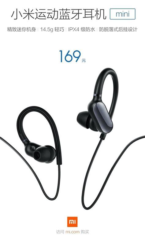 Headset Bluetooth Sepasang mi sports bluetooth headset mini dilancarkan amanz