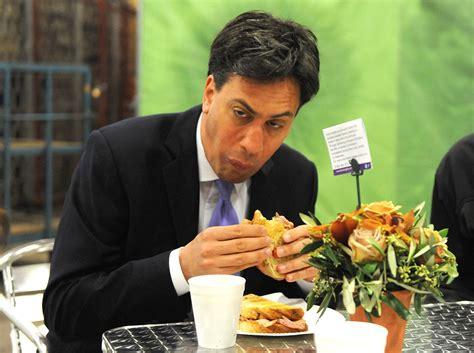 ed milibands battle   bacon sandwich   buys