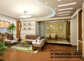 Bedroom Interior Designs 15 best false ceiling designs of plasterboard with lighting