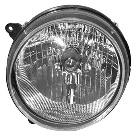 2002 Jeep Liberty Headlight Replacement Crown 174 Jeep Liberty 2002 2004 Replacement Headlight