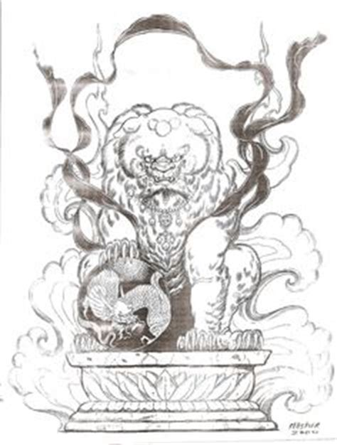 komainu tattoo design 1000 images about komainu on