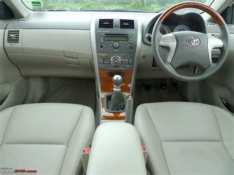 2012 Corolla Interior by Toyota Corolla Altis 2012 Interior Top 2 Best