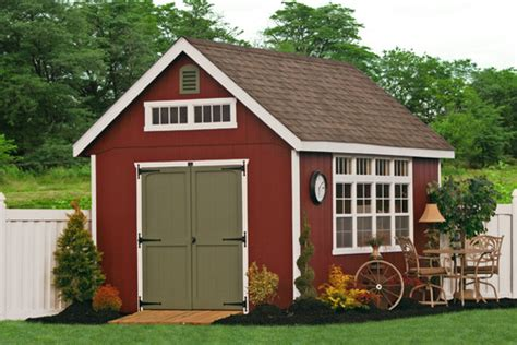 Coloured Garden Sheds by What Color Is The Shed And Door
