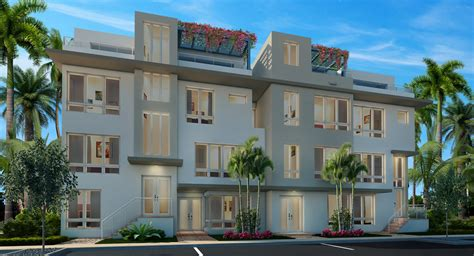 Townhouse Designs And Floor Plans Landmark 3 Story Townhomes New Home Community Doral