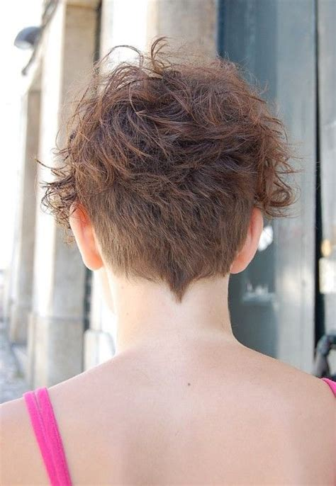 curly wedge hair cutting instructions chic multi textured vivacious curly short cut cut