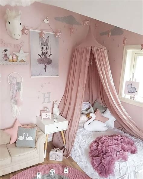 fancy girl bedroom ideas pink girls room pinterest