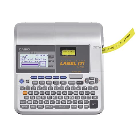 Deal Printer Label Casio Kl 120 Original label products products casio