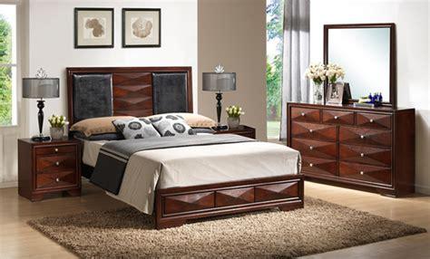 modern queen bedroom set queen 5 piece modern bedroom set