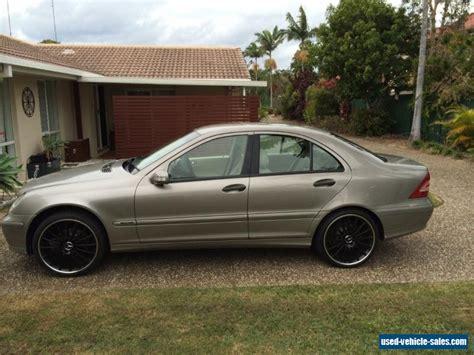Mercedes 2004 For Sale by Mercedes C180 Kompressor For Sale In Australia