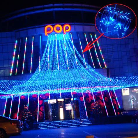 100m 800 led string lights christmas lights perfect for