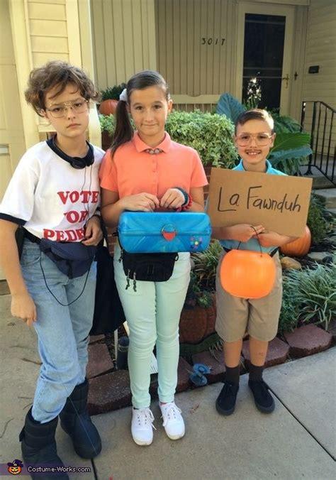 napoleon dynamite group halloween costume contest