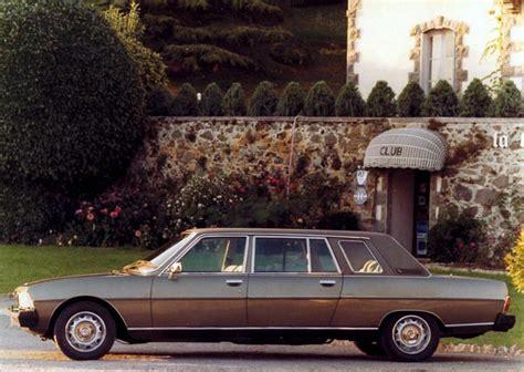 coachbuild heuliez peugeot 604 limousine