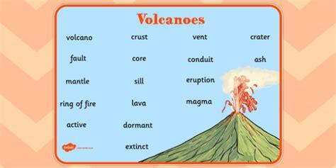 5 Letter Words Volcano volcano word mat word mat volcano geography volcanic