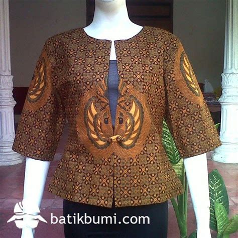 Terusan Batik Sogan B80917023mot10 Dress Batik Modern Grosir Murah 17 best images about batik on day dresses