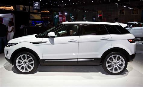 Range Rover Evoque 4 Door by Car And Driver
