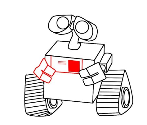 Wall E Sketches by Wall E And Coloring Pages Coloring Home