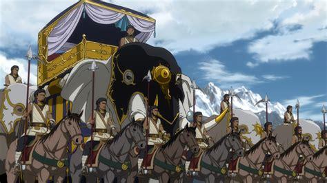 The Heroic Legend Of Arslan Vol 4 Berkualitas review the heroic legend of arslan volume 2 pattotv