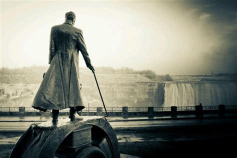 Niagara Falls Nikola Tesla Nikola Tesla At Niagara Falls Everything Else