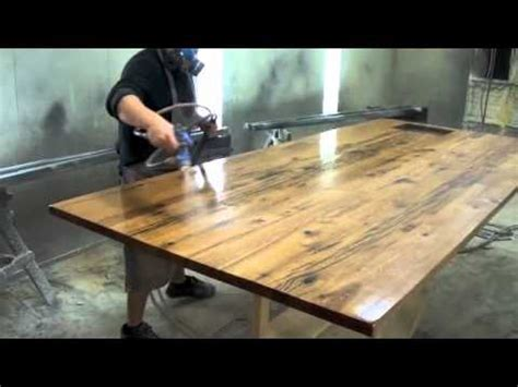 Distressed Wood Bar Top Reclaimed Wood Top
