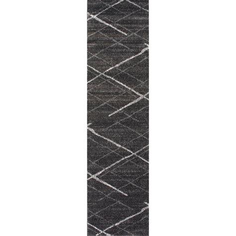 nuloom thigpen dark grey 8 ft 6 in x 11 ft 6 in area nuloom thigpen dark grey 2 ft 5 in x 9 ft 5 in runner