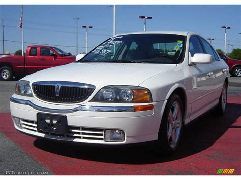 color light therapy ls 2002 white pearlescent tricoat lincoln ls v6 9559808