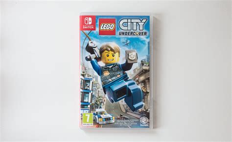 Promo Switch Lego City Undercover review lego city undercover switch entert1 nl