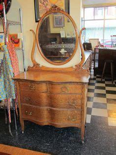 1920 s oak dresser with mirror circa 1920 s red oak dresser and mirror hamilton
