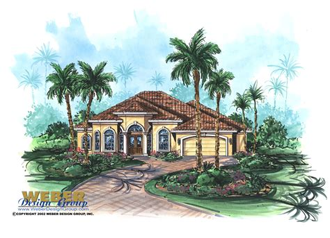 mediterranean house plans with pool mediterranean house plan 1 story home floor plan with pool