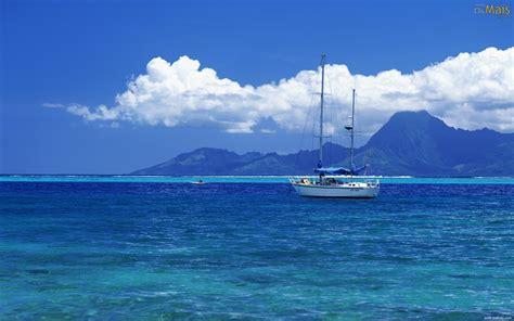 boat sea pictures osmais papel de parede barco no mar papel de