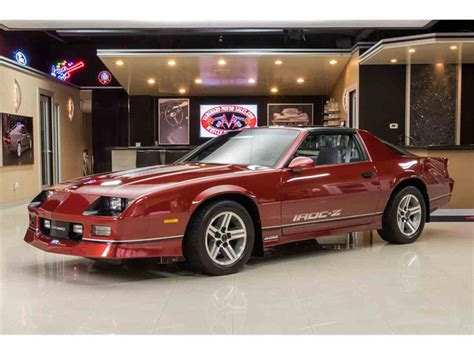 1986 camaro iroc z for sale 1986 chevrolet camaro iroc z28 for sale classiccars