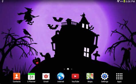 imagenes en movimiento halloween halloween live wallpaper android apps on google play