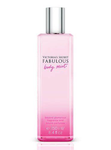 Fabulous Mist Victorias Secret Original s secret fabulous mist 8 4 fl oz perfume