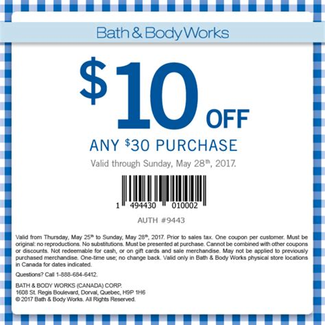 bed body works coupon bath body works canada coupons deals save 10 off any