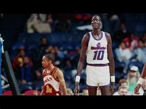 Ta Est Mba Players All Time by Top 10 Tallest Nba Players Of All Time