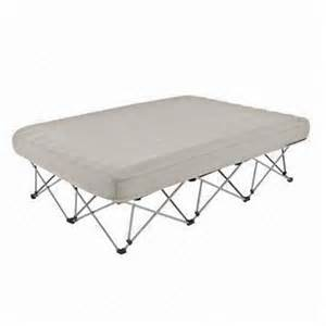 Air Bed Frame Size Size Air Bed With Frame Cover And Memory