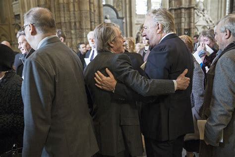 alan rickman funeral alan rickman photos photos memorial service held for sir