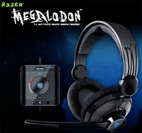Headset Razer Megalodon razer megalodon headset it infotech world and free sms 4 mobiles