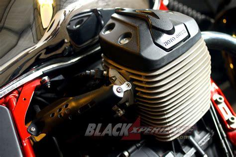 Sho Buntut Kuda test ride moto guzzi v7 racer esensi motor klasik