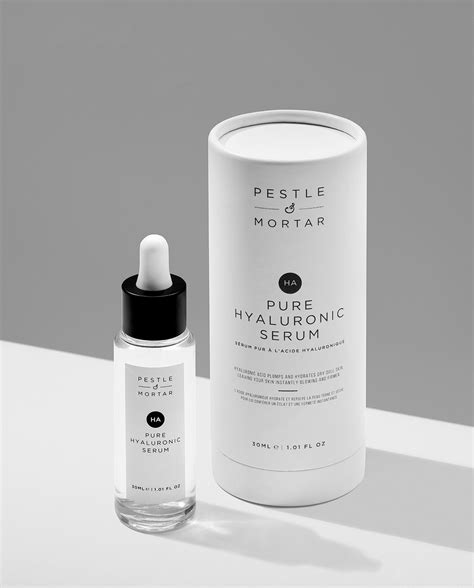 Pestle And Mortar Hyaluronic Serum we re a bit obsessed with this hyaluronic skin