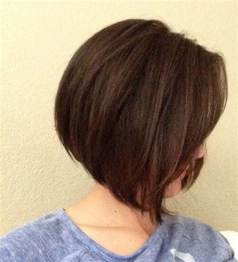 A Line Bob With Swoopy Bangs | 12 trendy a line bob hairstyles easy short hair cuts