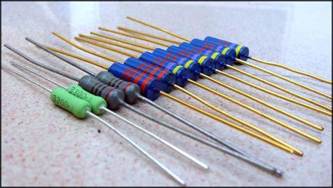 resistor component resistors upgrade on aikido jimmy s junkyard