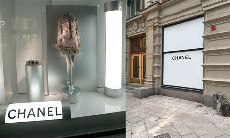 Våren 2016 öppnar exklusiv butik - Chanel kommer äntligen ... Chanel Stockholm