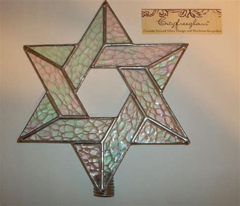 jewish star christmas tree topper 11 best images about tree toppers on trees trees and tree toppers